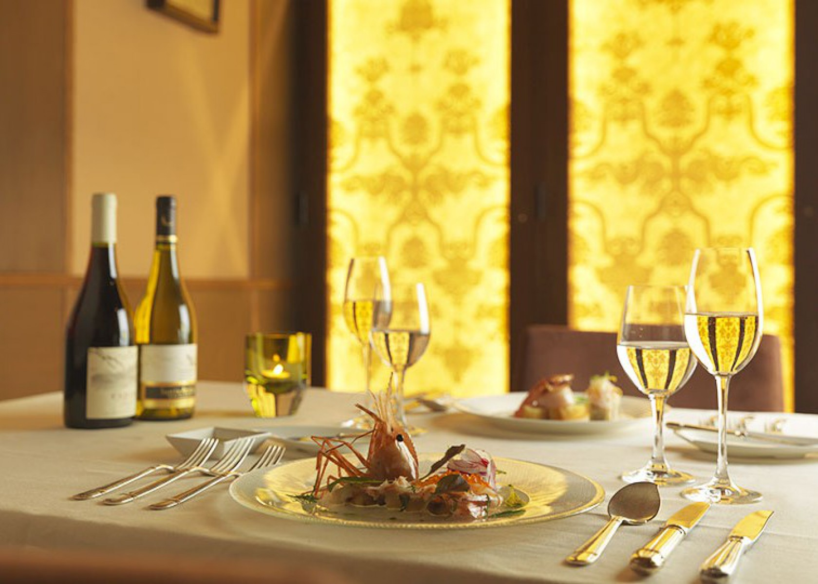 レストラン「灯々」3