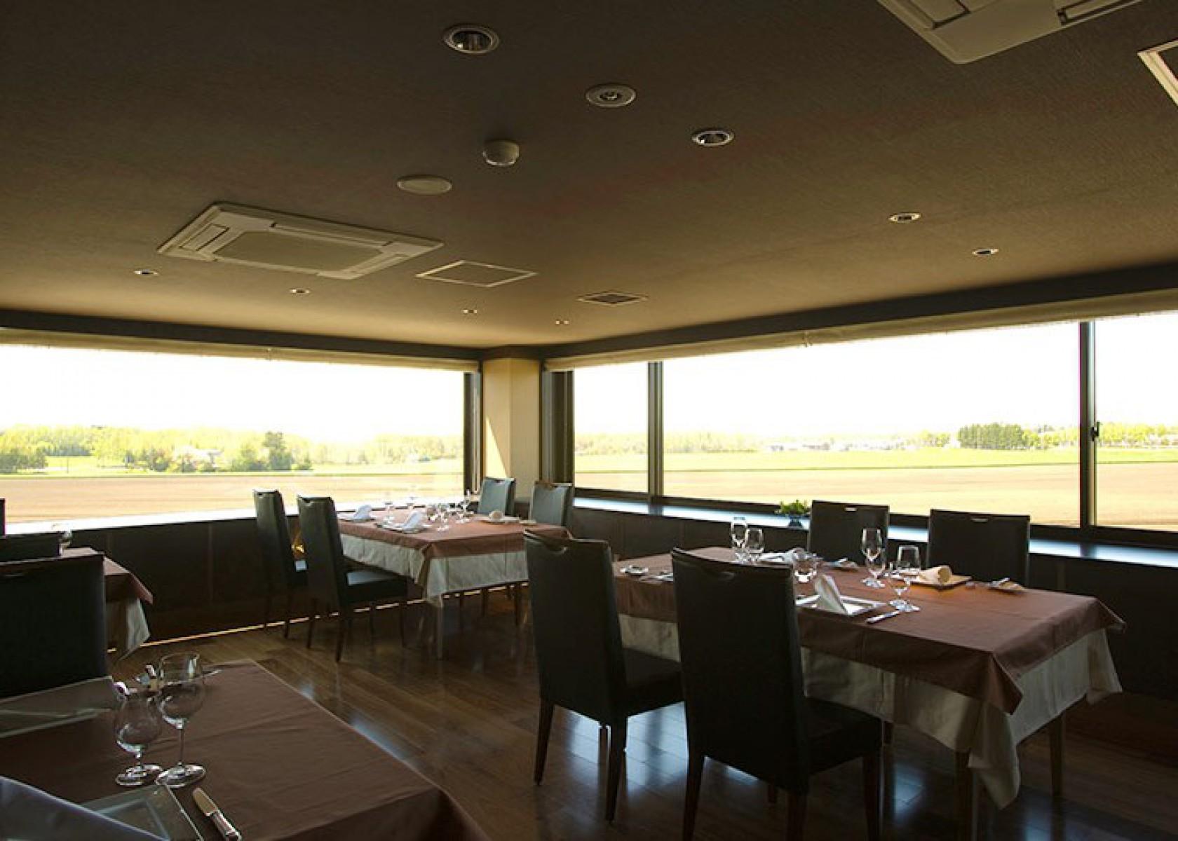 レストラン「灯々」2