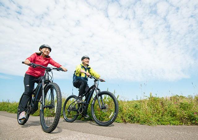 サイクリングの様子サイクリングの様子