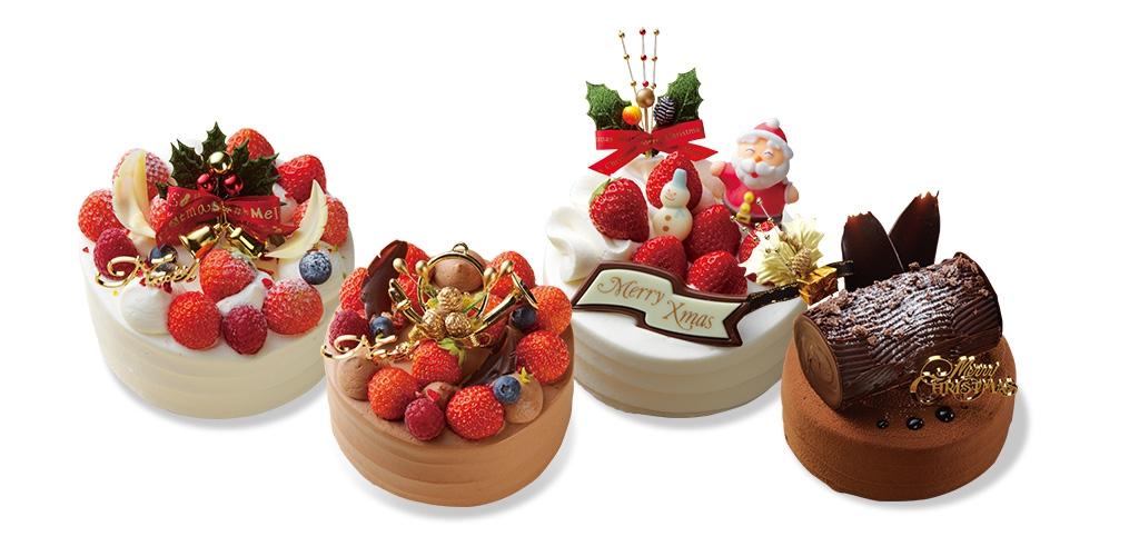 <終了>クリスマスケーキご予約受付中!