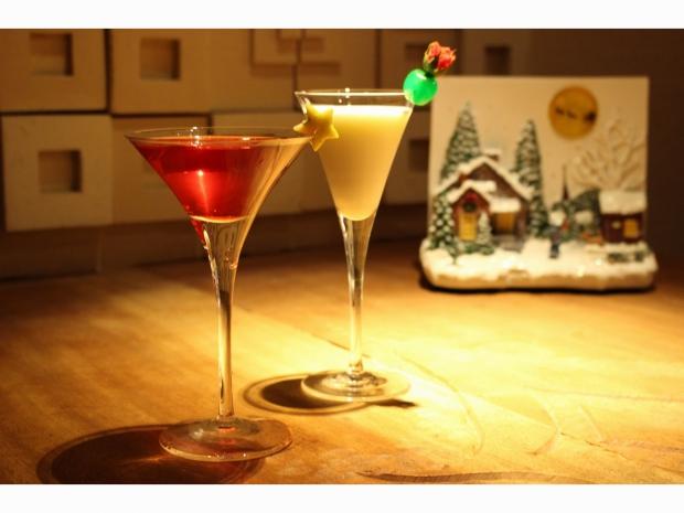 <終了>【ふたりのクリスマス】ふたりの夜を彩るクリスマスカクテル付きカップルプラン登場
