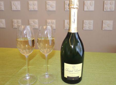 【シャンパンで乾杯】「ジョセフ・ペリエ」フルボトル付プラン登場
