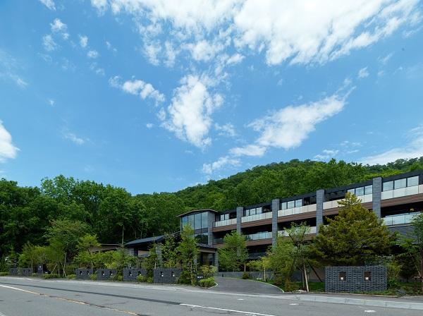 「しこつ湖 鶴雅別荘 碧の座」公式ホームページオープンのお知らせ