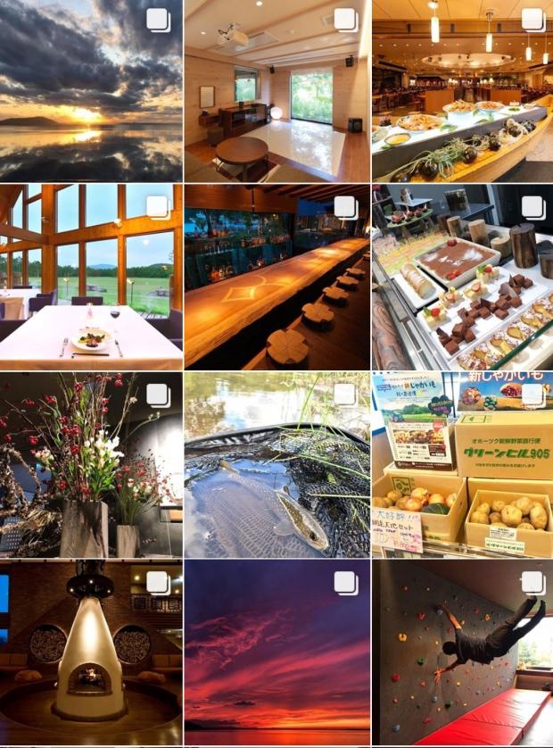 【鶴雅グループ】公式instagram開設のお知らせ