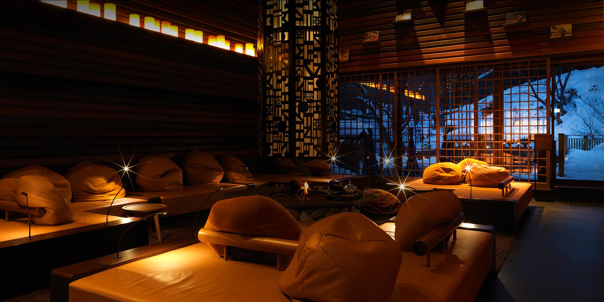 北海道で過ごす大人の休日。大人の隠れ宿