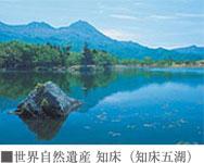 ■世界自然遺産 知床(知床五湖)