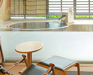 露天風呂付和室 12畳