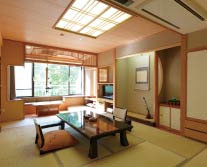 栞の館 和室